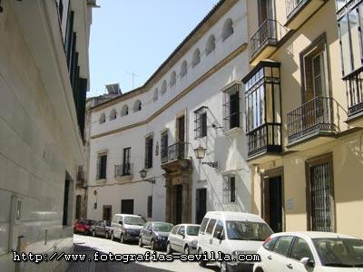 Seville, Zaragoza street