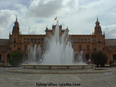 Seville, the Spain's Square