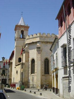 Sevilla, Iglesia de San Esteban