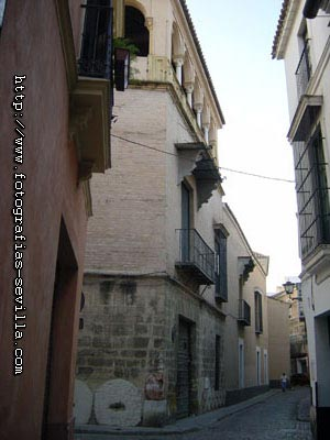 Seville, Pinelo House