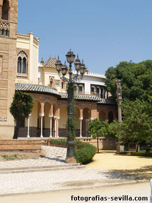 photo: Museum of Popular Arts and Custom of Seville, Spain