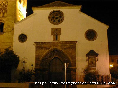 Sevilla, Iglesia de Omnium Santorum