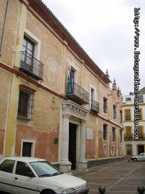 Seville, Manara Palace