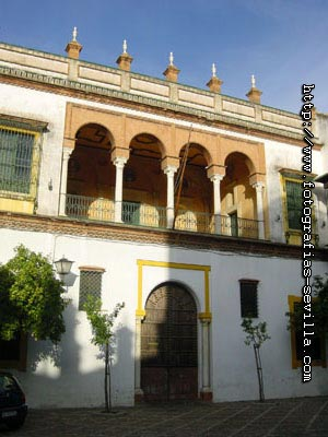 Seville, Pilatos House