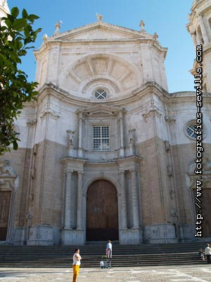 The  Cathedral of Cadiz, Spain