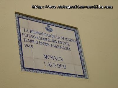 Seville, San Gil Church
