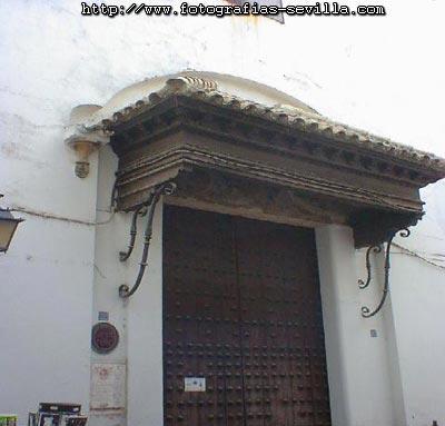 Sevilla, convent of las Teresas