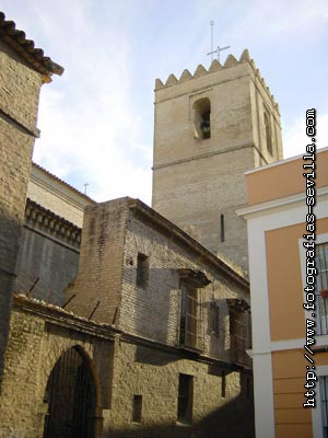 Seville, Santa Marina Church