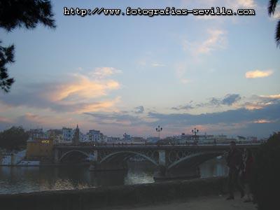 Seville, Triana's Bridge (Puente de Triana)