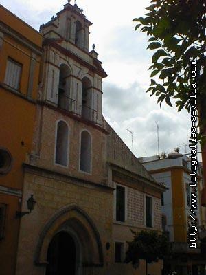 Seville, Santa Maria la Blanca church