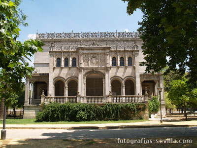 Photo: Archaeological Museum of Seville, Spain