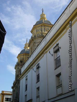 Seville, San Luis de los Franceses (Saint Louis of the French) Church