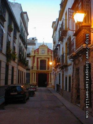 Seville, Infantado Palace
