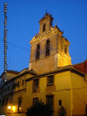 Seville, San Juan de la Palma Church