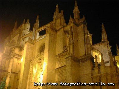 photo: Cathedral Of Seville