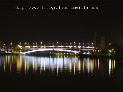 Seville, Cachorro Bridge