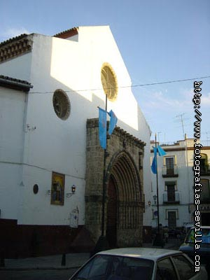 Seville, San Julian Church