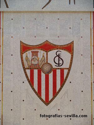 Escudo del Sevilla Fútbol Club