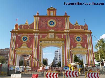 Portada 2012 de la Feria de Sevilla