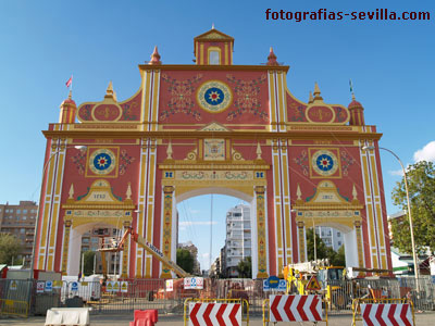 Portada Feria Sevilla 2012