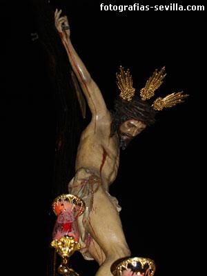 Cristo de la Salud de la Hermandad de San Bernardo de Sevilla