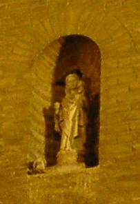 Virgen del Corral, image used during the old council meetings
